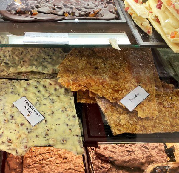 Chocolats Assortis Plaques