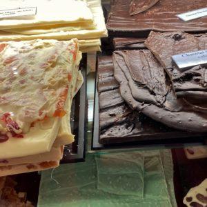 Chocolats Plaques