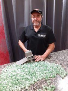 Fabrication Berlingots Serge Clavel Boutique