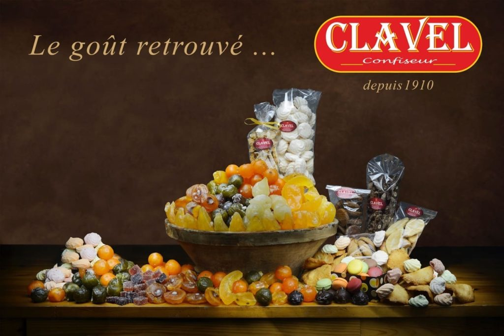 Confiserie Serge Clavel